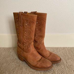 Frye Cowboy Boots Size 9
